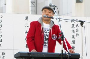 横浜市都筑区のおやじバンド「スーパー☆ミルクバンド」